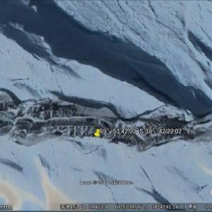 南極の氷床の下に隠された巨大な構造物が目に見えるようになりました