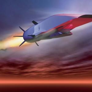 ロッキード・マーティン社SR-72、マッハ6の極超音速攻撃機