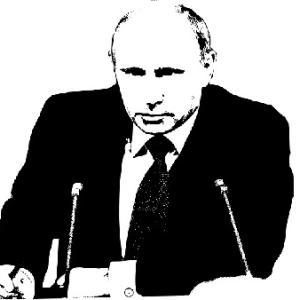 不滅のプーチンの奇妙なケース