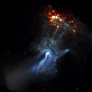 NASAの科学者が、17,000光年離れたところに「神」を発見