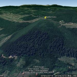 3つのボスニアのピラミッドは、3万年のものです