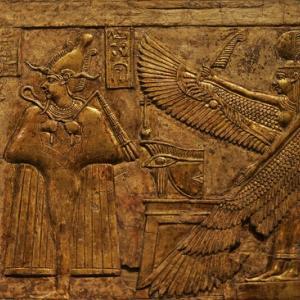 古代エジプトのアヌンナキ神