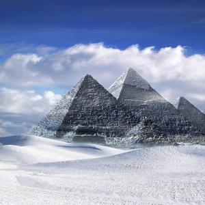 エノク、アヌンナキ、そしてギザのミステリーのグレート・ピラミッド