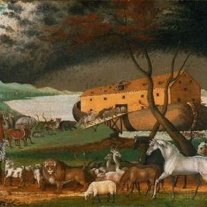 ノアの箱舟はついに発見されました:研究者達は、前代未聞のバイブル的な発見を99.9%確信しています