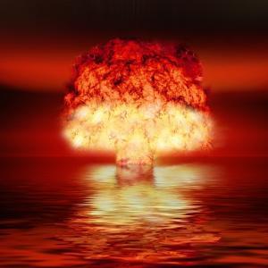12,000年前に地球上で爆破した原子爆弾