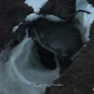 リンダ・モールトン・ハウ、3400万年前の構造物が南極の地下2マイルで発見された