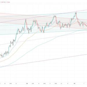 FX スイングトレード EUR/USD ロングでエントリー