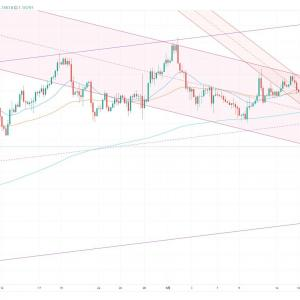 FX スイングトレード EUR/USD ショート決済 利確