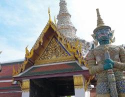 タイ語の挨拶 こんにちはからありがとうまで1日で使う会話例1