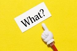 タイ語の「何?」アライの使い方と会話例。失礼な言い方に注意
