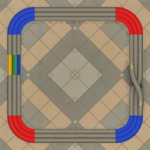 「四角ノーマルコース」の攻略法