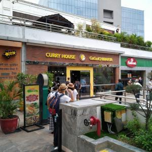 インドのココイチカレー