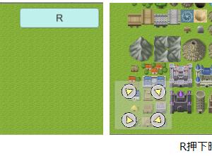 【スマホでローグライク開発】その4. Unityで仮想コントローラーを再現する①