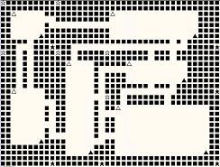 【スマホでローグライク開発】その5. マップ自動生成のアルゴリズム