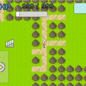 【スマホでローグライク開発】その6. マップ描画&コントローラー実装(動画付き)