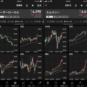 株式投資の必勝法は唯一無二、安く買って高くなるのを待って売るだけ…