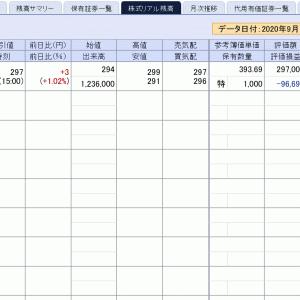 日経平均株価は23,000円を死守、台風と共に去りぬ…
