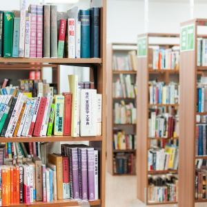 図書館で徹底されていたコロナ対策