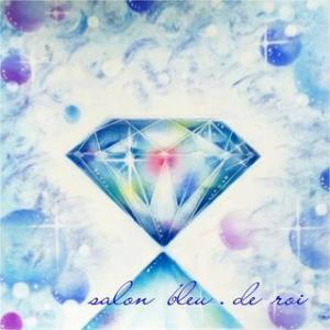 パステルアート『Diamond』