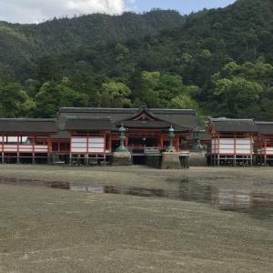宮島に行ってきました。
