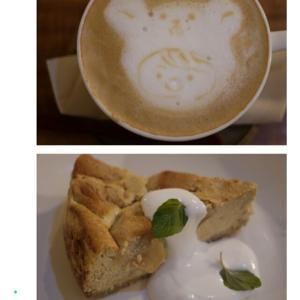 ・〈cafe〉「SCOPP CAFE」新年ラテアート・