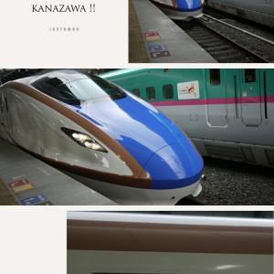 ・〈金沢 '19〉初❗金沢ひとり旅へ(。・ω・。)ゞ・