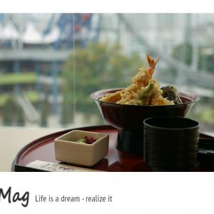 ・〈SpaLaQua〉「京都高台寺 よ志のや」で天丼ランチ・