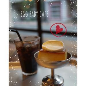 ・〈cafe〉「egg baby café」@御徒町・