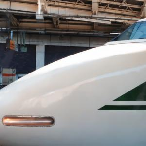 【発掘写真】東北上越新幹線 200系(細目 2階建て)