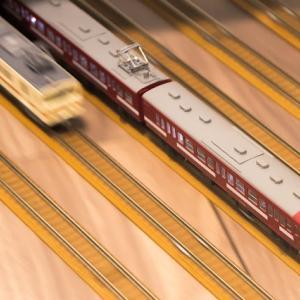 Nゲージ(鉄道模型) 身延線模型余談 115系ぶどう色の室内灯を加工と位置調整