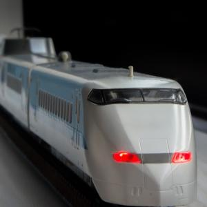 Nゲージ(鉄道模型) 300系新幹線模型 …を眺める!
