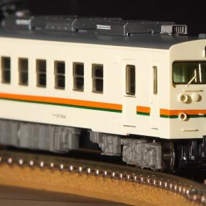 Nゲージ・鉄コレ(鉄道模型)JR123系5042番 実走行テスト ショート動画