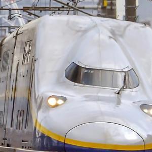 JR武蔵浦和駅 埼京線ホームにて E4系Max(2015年)追記
