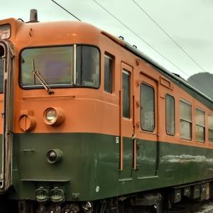 強化版急行富士川? 静態保存169系電車