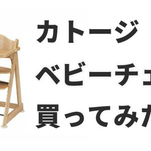 【おすすめ】ハイローベビーチェアはカトージ(Katoji)に決めた!
