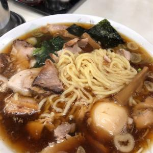新潟長岡【ラーメン みずさわ】生姜醤油ラーメン