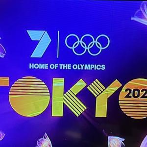 TOKYO OLYMPICS セレモニー