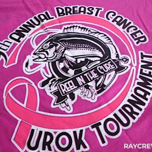 女性だけのフィッシングトーナメント【UROK TOURNAMENT】
