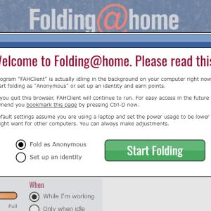 自慢のPCスペックをコロナウィルス解析に提供!「Folding@home」使ってみた