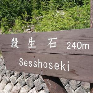 県跨ぎ解禁したから下道で那須塩原まで行ったら思ってたより遠かったツー