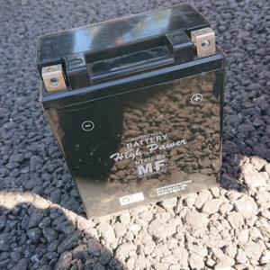 電圧不調対応VT250SPADAの電装周りの話