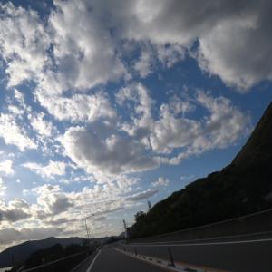 VT250スパーダで行く四国横断&和歌山2泊4日ツー_1日目:いざ、愛媛へ