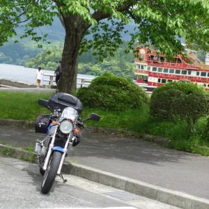 やはり箱根の山はすごかった静岡を目指すツー