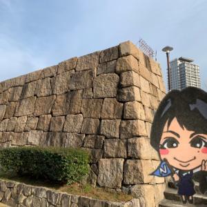 花隈?阪急の駅ですか?いえいえお城があるんです^ ^