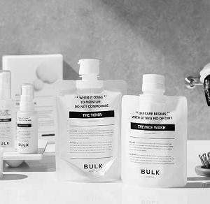 【口コミ・レビュー】「バルクオム」の洗顔料を使ってみたら肌がよくなった!