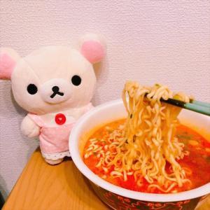 日本一辛いカップ麺『辛辛魚らーめん』!
