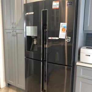 冷蔵庫の浄水器〜カートリッジの交換