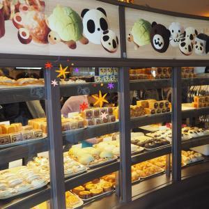 東京都上野【うえのの森のパン屋さん】かわいくて子どもも大喜びな動物パンがたくさん!