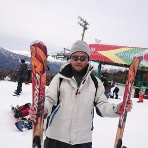 鷲ヶ岳スキー2020 20年振りのスキーはドキドキでした・・・