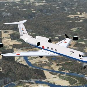航空自衛隊 U-4 Flight SIM(4)